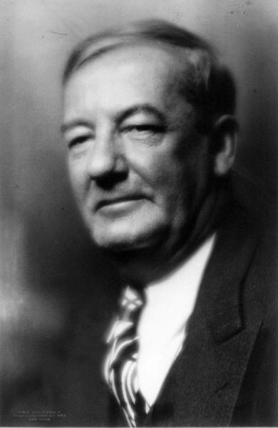 Profile of Sherwood Anderson