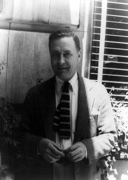 F. Scott Fitzgerald, June 4, 1937