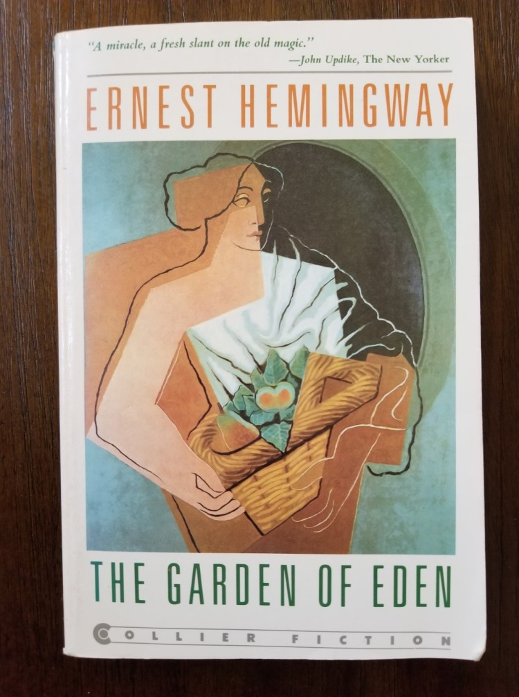 Front cover of The Garden of Eden by Ernest Hemingway