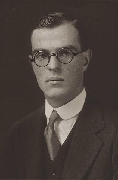 Thornton Wilder Yale graduation photo 1920