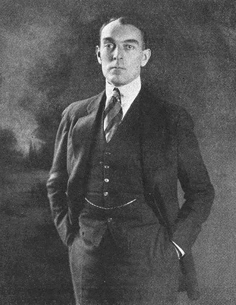 Portrait of Ring Lardner