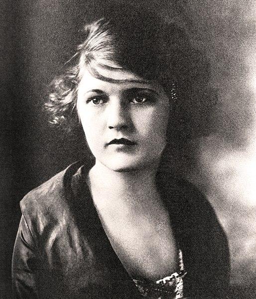 Zelda Fitzgerald in 1919