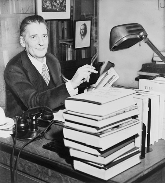 Maxwell Perkins in 1943