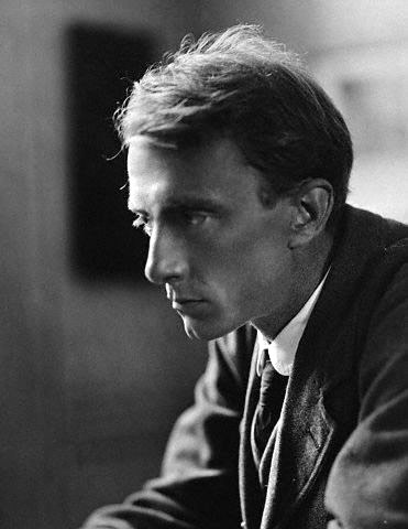 Edward Thomas in 1905