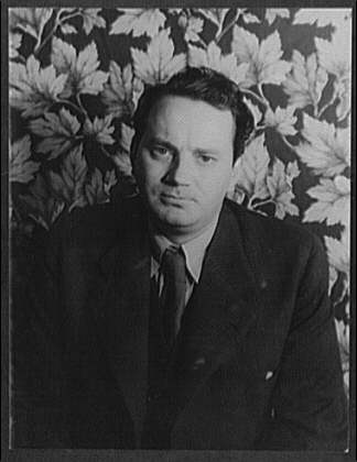Thomas Wolfe in 1933