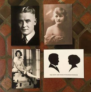 Fitzgerald Museum postcards