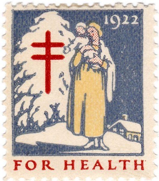 1922_US_Christmas_Seal